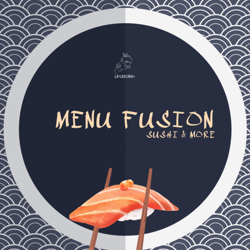 menu fusion - sushi & more