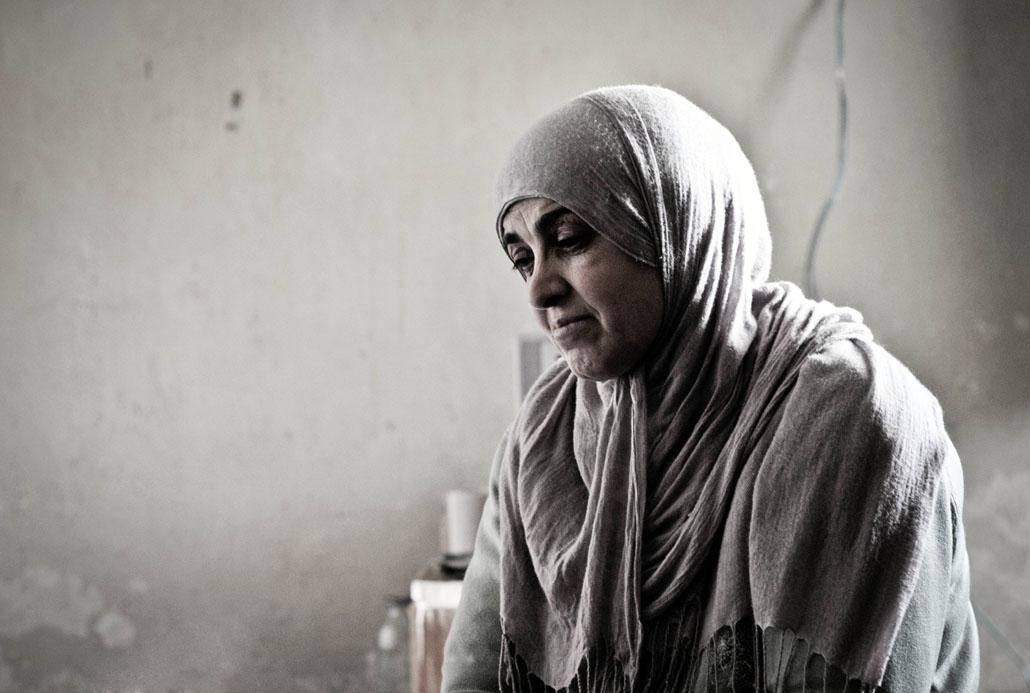 Aarsal - Le speranze di tornare a vivere ad Homs sono sempre più lievi.