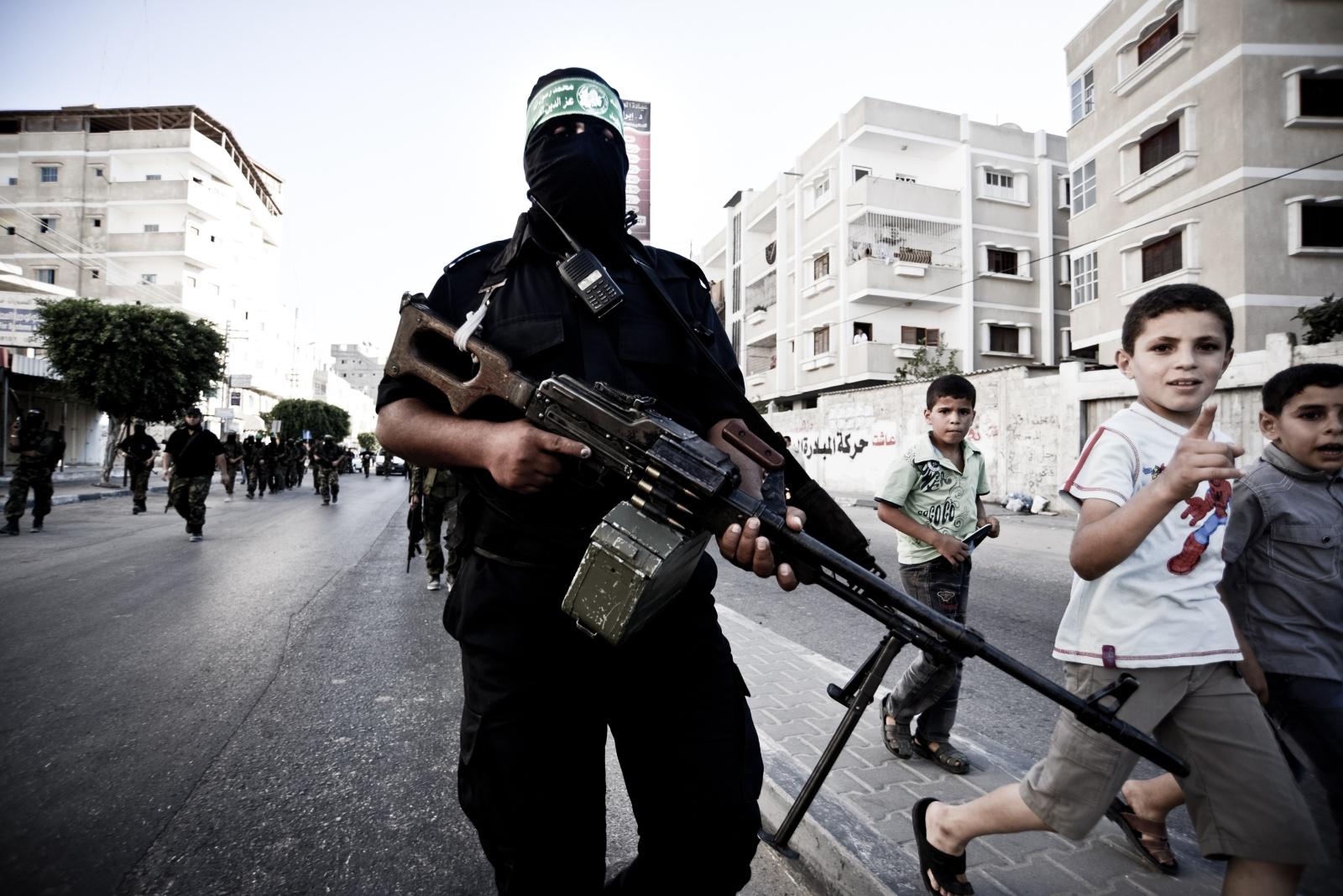 Welcome to Gaza