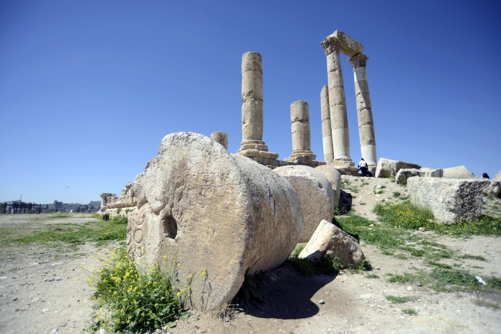 Pieces :: Amman