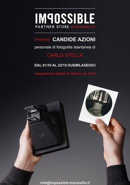 Candide Azioni @Impossible Partner StoreMaranello