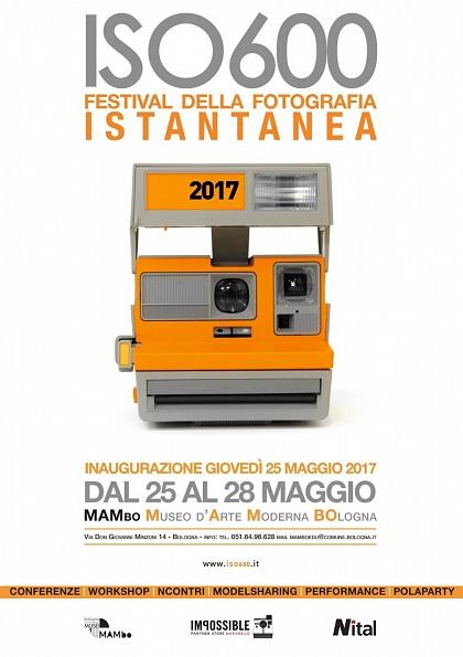 ISO600- Festival della fotografia istantanea 2017