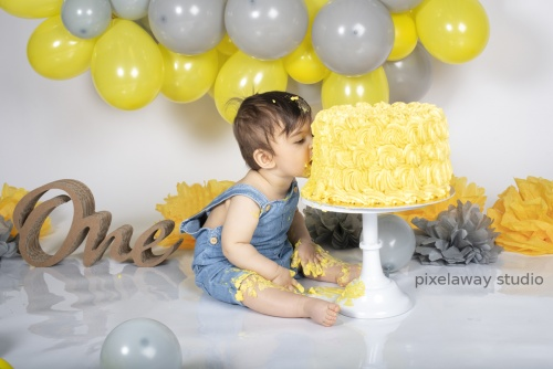Smash Cake - Compleanni