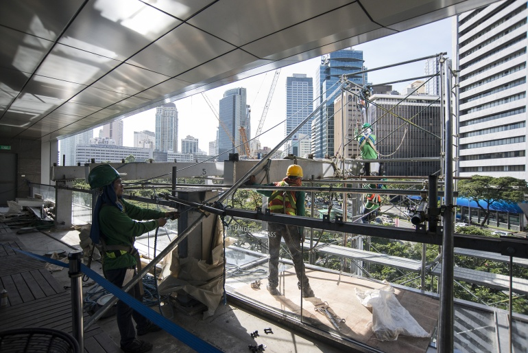 Gifted with a young population and backed by $50 billion of revenue from remittances and outsourcing, the Philippines is getting an additional boost from Duterte's $160 billion-infrastructure plan aimed at creating jobs.