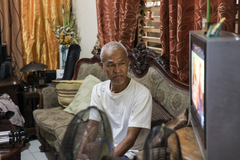 """Since President Duterte is using the death squads, Shabu addicts are afraid to buy drug. They call it """"Duterte code"""", and no one, pusher or consumer, it is safer to survive to the President's new policy."""